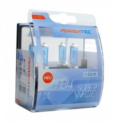Powertec SuperWhite HB4 12V 55W - 2szt.